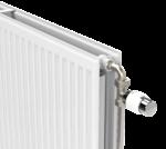 Stelrad Accord paneelradiator zonder omkasting