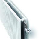Stelrad Hygiene radiator zonder omkasting