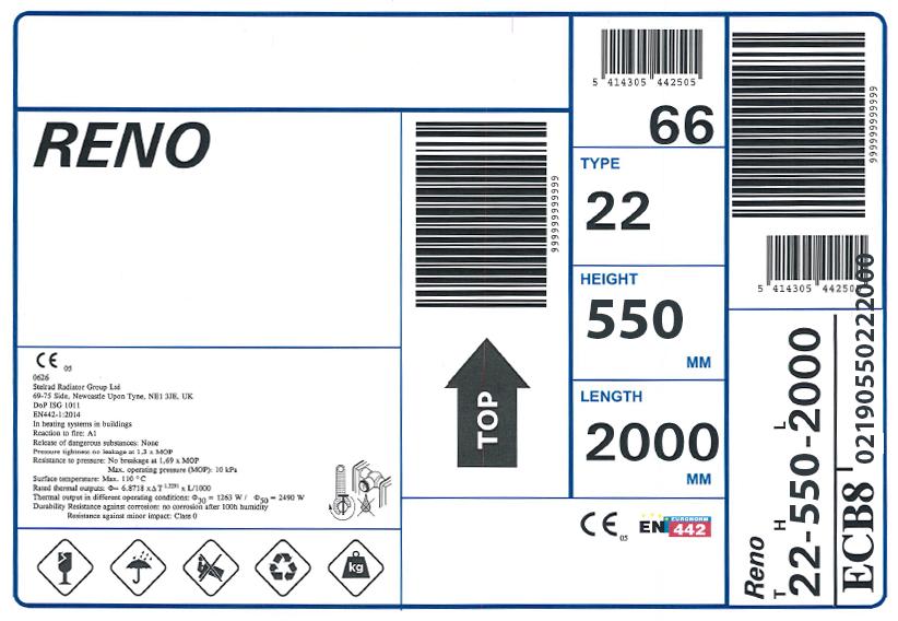 Label Reno
