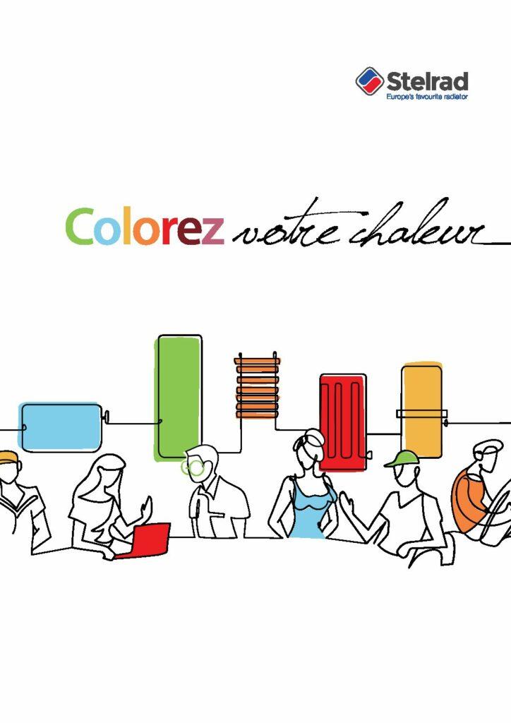 Optez pour la couleur brochure