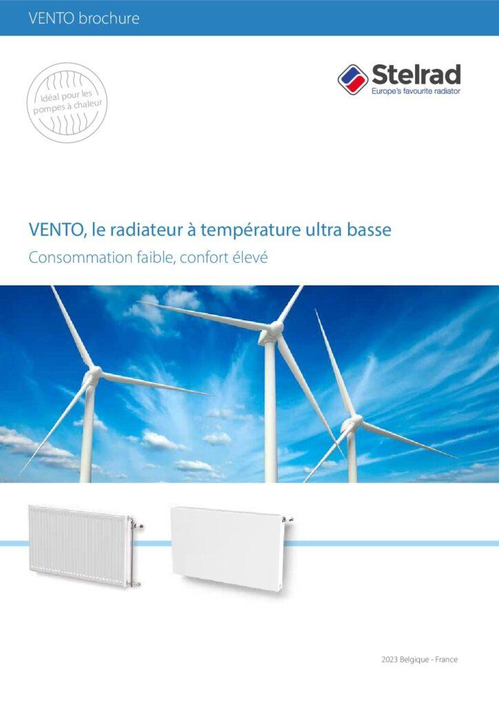 Brochure VENTO
